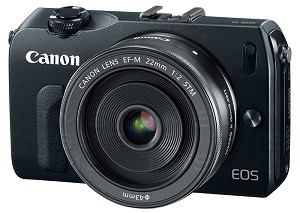 Canon EOS M EF-M 22mm STM Kit - 6609B033