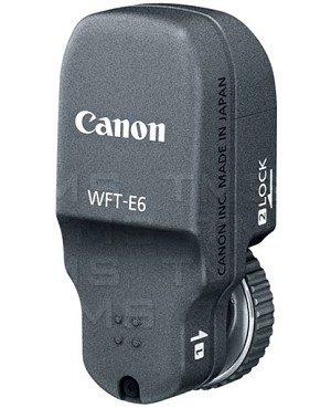 Canon WFT-E6A Wireless File Transmitter - 5756B001