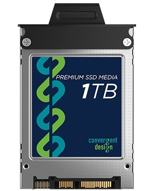 Convergent Design 1TB SSD Drive for Odyssey 7, 7Q, & 7Q+ CD-SSD-1TB