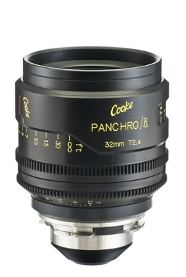 Cooke 32mm PANCHRO Lens CKEP 32