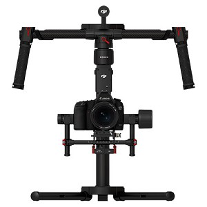 DJI Ronin-M 5lb 3-Axis Camera Gimbal Supporting 8lbs - CPZM000144