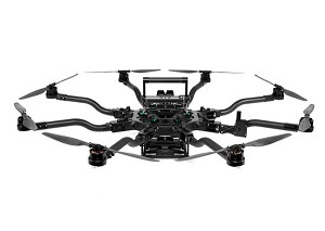 Freefly Alta 8 Multirotor Aerial Drone Capable of 20lb Payload