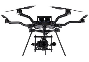 Freefly ALTA Top-Mounting Multi-Rotor Aerial Cinema Platform Copter