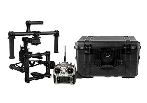 Freefly MoVI M5 Digital 3-Axis Camera Gimbal w/ Remote and Travel Case
