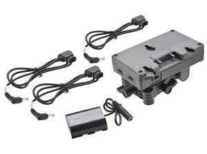 F&V 3-Stud Battery System with HDMI Splitter Kit - 102021040101