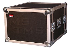 Gator G-TOUR 8U ATA Wood Flight Rack Case