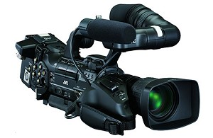 JVC GY-HM790U ProHD Camcorder w/Canon 14x4.4mm ENG Lens B-STOCK