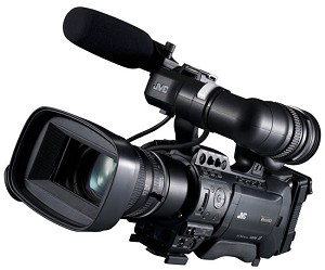 JVC ProHD Shoulder Camcorder - GY-HM890U