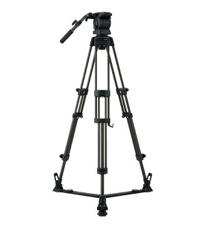 Libec RS 250 Tripod System with Floor Spreader - RS-250R USED