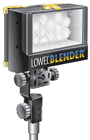 Lowel BLN-911LB Blender LED Panel Kit w/ Panasonic Battery Sled