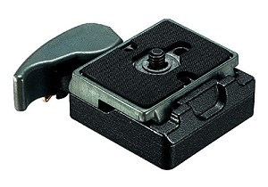 Manfrotto Quick Change Rectangular Plate Adapter - 323