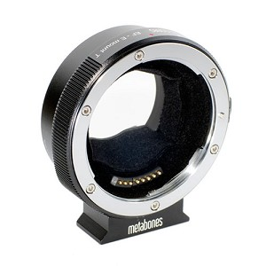 Metabones Canon EF Lens to Sony E Mount T Adapter Mark IV - MB_EF-E-BT4