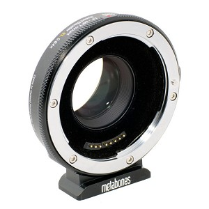 Metabones T Speed Booster XL 0.64x - Canon EF to Micro Four-Thirds MB_SPEF-m43-BT3