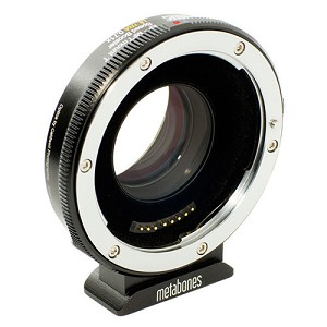 Metabones EF to m4/3 T Speed Booster ULTRA 0.71x Lens Adapter MB_SPEF-M43-BT4