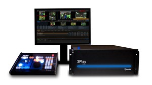 NewTek 3Play 4800 Live Production Multi-Camera Replay Server