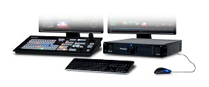 NewTek TriCaster 460 w/ Control Surface & Media Drives - TC460