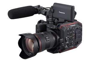 Panasonic AU-EVA1 5.7K Super 35mm Compact Cinema Camera