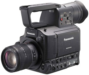 Panasonic AG-AF100 4/3-Inch Sensor Camera w/ H-VS014140 Lumix 14-140mm