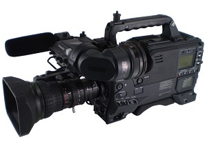 Panasonic AJ-SDC615 2/3-Inch 3-CCD 16:9/4:3 DVCPRO Camcorder USED