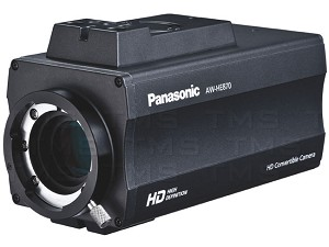 Panasonic AW-HE870N 2/3-Inch 3-CCD HD/SD Multi-Purpose Camera
