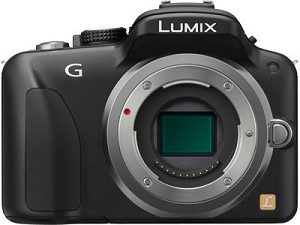 Panasonic DMC-G3KBODY Lumix G3 Camera Body