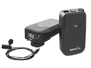 Røde RØDELink Wireless Filmmaker Kit - RODLNK-FM