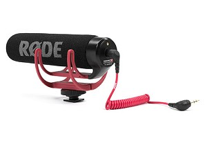 Røde VideoMic GO Lightweight On-Camera Microphone