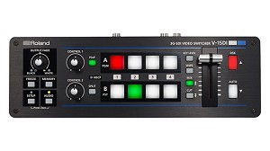 Roland V-1SDI Portable 4-Channel 3G-SDI Video Switcher