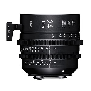 Sigma 24mm T1.5 FF High Speed Prime Lens E Mount - 401967