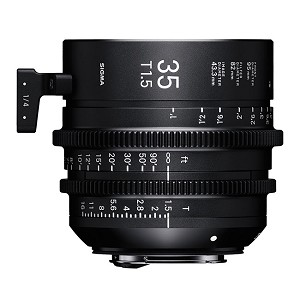 Sigma 35mm T1.5 FF High Speed Prime Lens