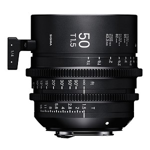 Sigma 50mm T1.5 FF High Speed Prime Lens E Mount - 311967