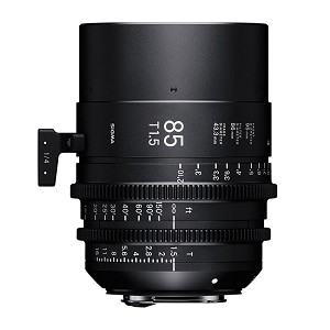 Sigma 85mm T1.5 FF High Speed Prime Lens EF Mount - 321966