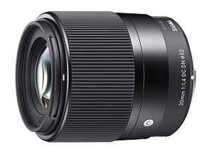 Sigma 30mm f/1.4 DC DN Contemporary Lens for Micro Four Thirds - 302-963