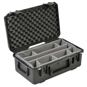 SKB iSeries 2011-8 Waterproof Case (with dividers) - 3I-2011-8B-D