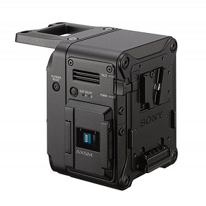 Sony AXS-R7 External 2K/4K RAW/X-OCN Recorder for Sony F5 and F55