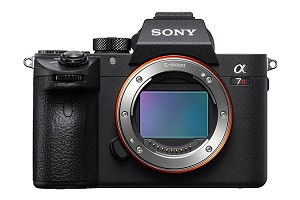 Sony A7RIII Full-frame Mirrorless Digital Camera Body - ILCE7RM3