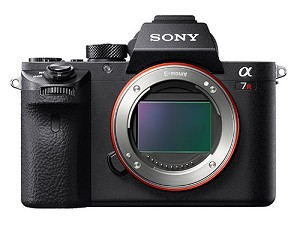 Sony a7RII Full-frame Mirrorless Interchangeable-Lens Camera