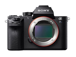 Sony A7SII Alpha Series Mirrorless Digital Camera Body