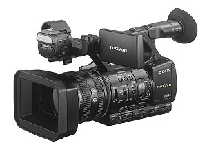 Sony HXR-NX5R Full HD NXCAM Camcorder w/ Adjustable LED