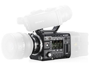Sony F55 CineAlta 4K PMW Series HD Camcorder Head - PMW-F55