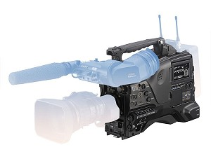 Sony PDW-850 XDCAM Shoulder-Mount Camera Body w/ PowerHAD FX IT CCD