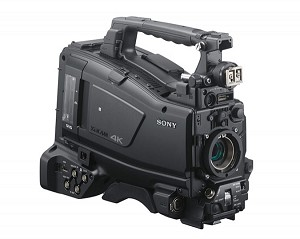 Sony PXW-Z450 4K XDCAM Shoulder Mount Camera Body w/ B4 Mount