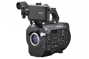 Sony FS7 II Super 35 XDCAM Camera Body - PXW-FS7M2