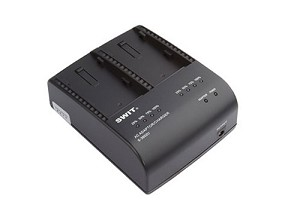 SWIT Dual Charger / Adapter for Sony BP-U Series Batteries - S-3602U