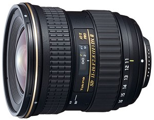 Tokina AT-X 116 PRO DX II AF 11-16mm f/2.8 for CANON - ATX116PRODXC II