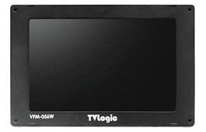 TVLogic VFM-056W 5.6 High-Resolution Compact LCD Monitor