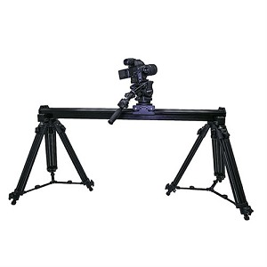 VariZoom VariSlider VSM1-K Camera Slider Kit w/ 2 VZTK100AM Tripods