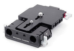 Wooden Camera Quick Base (FS7) Quick Release for Sony PXW-FS7 - 194100