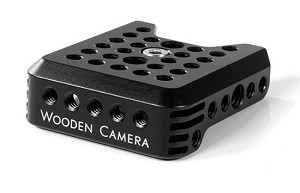 Wooden Camera Top Plate for Canon (C100, C30, C500) - WC-161200