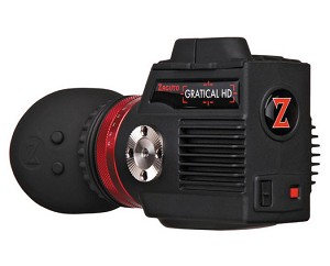 Zacuto Gratical HD Micro-OLED EVF Electronic Viewfinder - Z-GHD